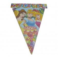 Парти флаг Принцеси Парти флагове и покривки