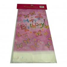 Парти покривка за маса Happy Birthday Парти флагове и покривки