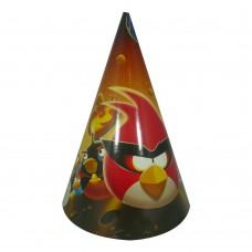 Парти шапка средна -  Angry Birds Парти шапки